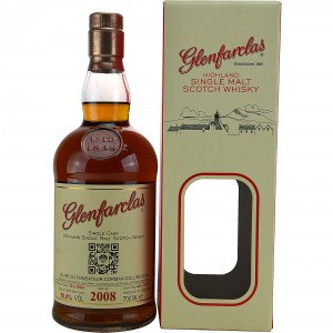 Glenfarclas 2008/2016 Single Cask 2982