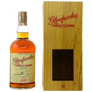 Glenfarclas 1997/2017 The Family Casks - Cask No. 2 - Sherry Butt