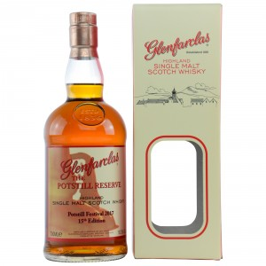 Glenfarclas Pot Still Reserve 15th Edition Pot Still Festival 2017