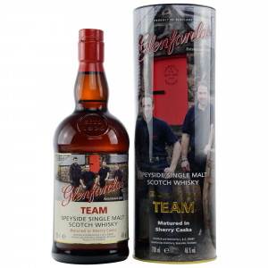 Glenfarclas Multi Vintage Trilogy - TEAM