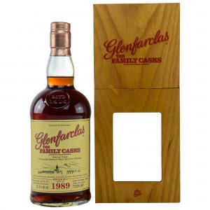 Glenfarclas 1989/2017 The Family Casks - Cask No. 13055 - Sherry Butt
