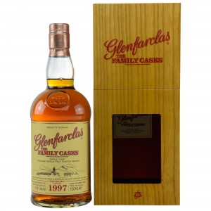 Glenfarclas 1997/2017 The Family Casks - Cask No. 453 - Sherry Butt