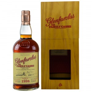 Glenfarclas 1998/2017 The Family Casks - Cask No. 1695 - Sherry Butt