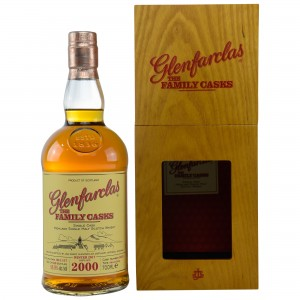 Glenfarclas 2000/2017 The Family Casks - Cask No. 3633 - Sherry Butt