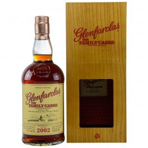 Glenfarclas 2002/2017 The Family Casks - Cask No. 3770 - Sherry Butt