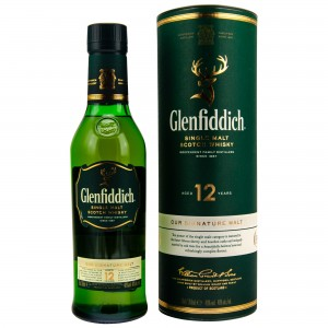 Glenfiddich 12 (350ml)