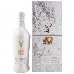 Glenfiddich 21 Jahre Winter Storm Experimental Series 03 Batch No 2