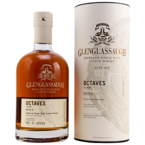 Glenglassaugh Octaves Classic Batch 2 (2018)
