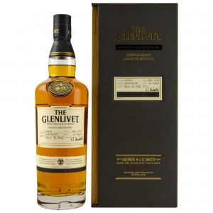 Glenlivet 18 Jahre Auchvaich Single Cask No. 96404