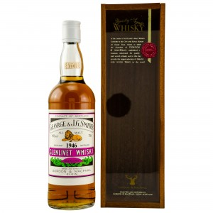 Glenlivet 1946/2002 (Gordon and MacPhail Distillery Label)