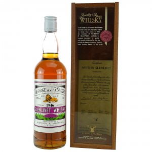 Glenlivet 1946 (Gordon & MacPhail Distillery Label)