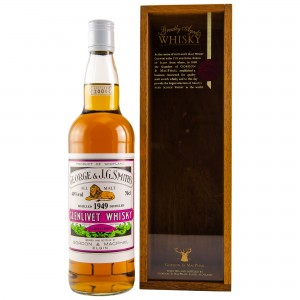 Glenlivet 1949/2001 (Gordon and MacPhail Distillery Label)