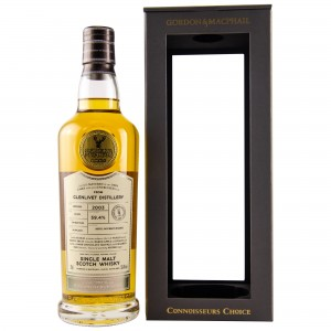 Glenlivet 2003/2018 Cask Strength (G&M Connoisseurs Choice)