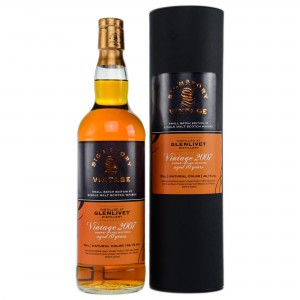 Glenlivet 2007/2018 10 Jahre Small Batch Edition #1 (Signatory Vintage)
