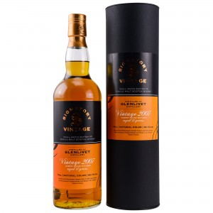Glenlivet 2007/2018 11 Jahre Small Batch Edition #3 (Signatory Vintage)