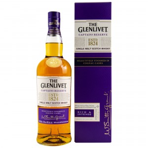 Glenlivet Captains Reserve