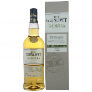 Glenlivet Nadurra First Fill American White Oak Casks