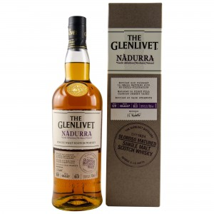 Glenlivet Nadurra Oloroso Cask Matured Batch OLO 1117