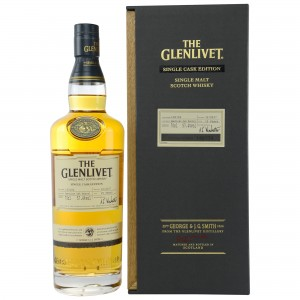 Glenlivet Single Cask Edition American Oak Barrel No. 100103