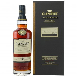 "Glenlivet Single Cask Edition "" Sherry Butt"" No. 4518"