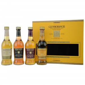 Glenmorangie The Pioneering Collection Miniaturenset (4x10cl)