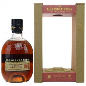 Glenrothes Vintage 1988/2016 Second Edition