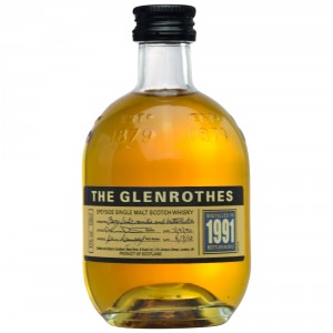 Glenrothes 1991/2012 (100ml)