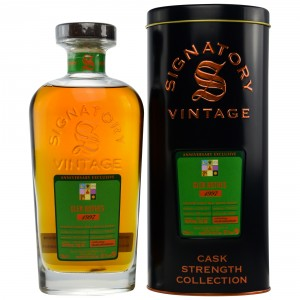 Glenrothes 1997/2017 Refill Sherry Butt 8252 (Signatory Cask Strength)