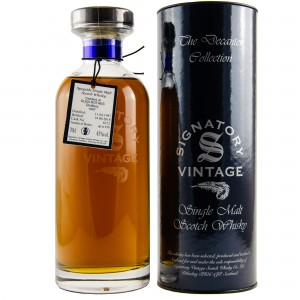 Glenrothes 1997/2018 Ibisco Decanter Cask No. 6372 (Signatory)