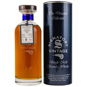 Glenrothes 1997/2018 Ibisco Decanter Cask No. 9262 (Signatory)