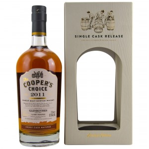 Glenrothes 2011/2018 Sherry Cask No. 6105 (Vintage Malt Whisky - The Coopers Choice)