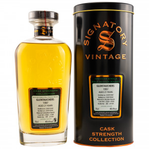 Glentauchers 1997/2018 Casks No. 4166+4169 (Signatory Cask Strength)