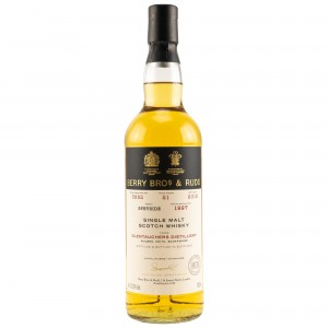 Glentauchers 1997/2018 Cask No. 3882 (Berry Bros and Rudd)