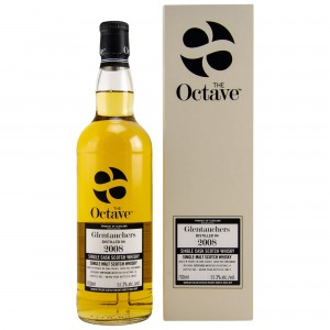 Glentauchers 2008/2017 Single Cask No. 8516694 The Octave (Duncan Taylor)