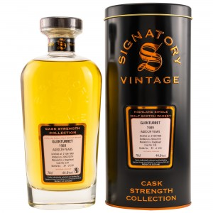 Glenturret 1989/2019 Cask No. 234 (Signatory Cask Strength)