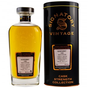 Glenturret 1989/2018 Cask No. 231 (Signatory Cask Strength)