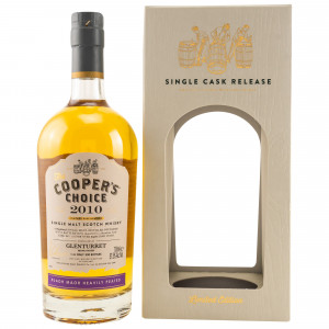 Glenturret 2010/2019 Ruadh Maor Heavily Peated Single Cask No. 176 (The Coopers Choice)