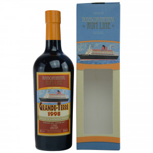 Grand Terre 1998/2017 Transcontinental Rum Line