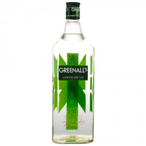 Greenall's The Original London Dry Gin - Liter