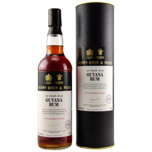 Guyana Rum 2004/2018 13 Jahre Single Cask No. 31 (Berry Bros and Rudd)