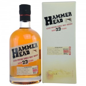 Hammerhead Single Malt Whisky 1989 - 23 Jahre (Tschechien)