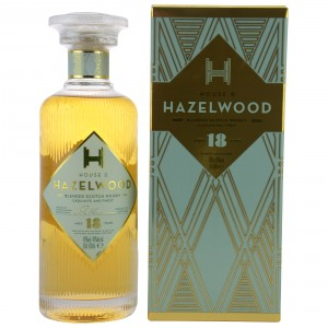 House of Hazelwood 18 Jahre Blended Scotch Whisky