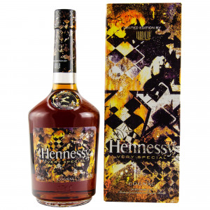 Hennessy V.S. Cognac - Limited Edition 2018 (VHILS)