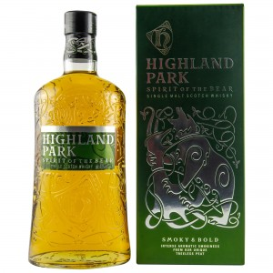 Highland Park Spirit of the Bear (Liter)