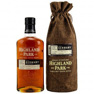Highland Park 2005/2017 12 Jahre Single Cask No. 4250 Bottled for Germany
