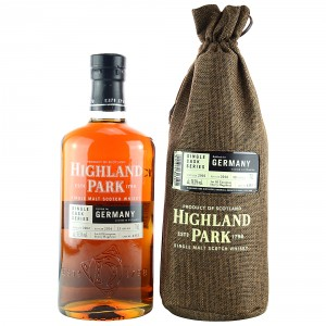 Highland Park 2002/2016 13 Jahre Single Cask No. 6353 Bottled For Germany