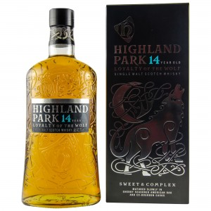 Highland Park 14 Jahre Loyalty of the Wolf (Liter)