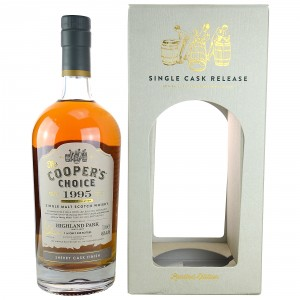Highland Park 1995/2017 Sherry Cask Finish (The Coopers Choice)