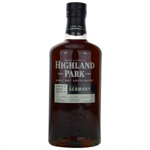 Highland Park 12 Jahre Single Cask No. 5886 Bottled For Germany