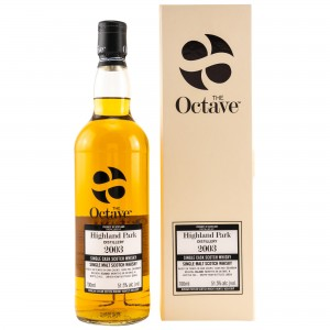 Highland Park 2003/2018 Single Cask No. 5019924 The Octave (Duncan Taylor)